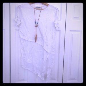 ♥️♣️ZARA tunique new never worn bought in Madrid🖤